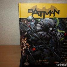 Tebeos: BATMAN - YO SOY BANE - 206 PAGINAS - TAPA DURA - ECC - COMO NUEVO. Lote 191353361