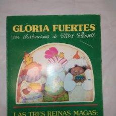 Tebeos: LAS TRES REINAS MAGAS GLORIA FUERTES DE ESCUELAS ESPAÑOLAS´LEER. Lote 191548151