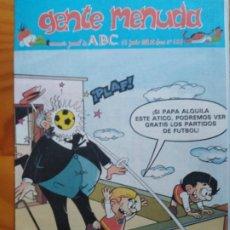 Tebeos: GENTE MENUDA ABC Nº438. MUY BUEN ESTADO. Lote 192072700