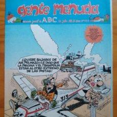 Tebeos: GENTE MENUDA ABC Nº444. MUY BUEN ESTADO. Lote 192073087