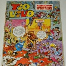 Tebeos: TIO VIVO EXTRA CARNAVAL 1972-CONSERVA LOS MORTADELOS- BUEN ESTADO.- LEER Y VER FOTOS. Lote 192140270