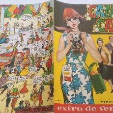 Livros de Banda Desenhada: CAN CAN 1ª ÉPOCA EXTRA DE VERANO BRUGUERA . Lote 192651060