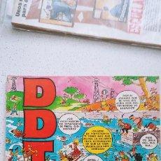Tebeos: DDT EXTRA DE VERANO 1971 BRUGUERA. Lote 192717868