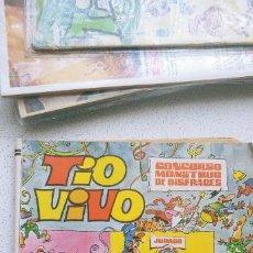 Tebeos: TIO VIVO EXTRA DE CARNAVAL 1972 BRUGUERA. Lote 192723608