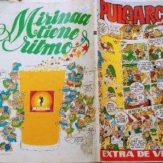 Tebeos: PULGARCITO EXTRA DE VERANO 1972 BRUGUERA. Lote 193726800
