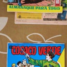 Tebeos: EL COSACO VERDE EXTRA DE VERANO FACSÍMIL . Lote 194944792