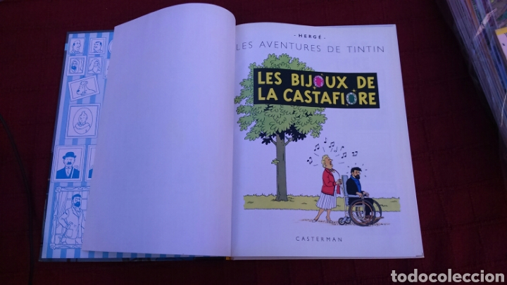 Tebeos: Tintin Casterman en Francés - Foto 6 - 195305076