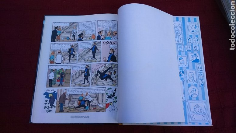 Tebeos: Tintin Casterman en Francés - Foto 10 - 195305076