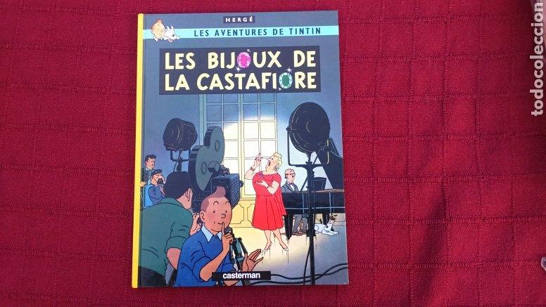 TINTIN CASTERMAN EN FRANCÉS (Tebeos y Cómics - Tebeos Extras)