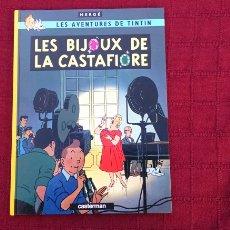 Tebeos: TINTIN CASTERMAN EN FRANCÉS. Lote 195305076