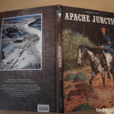 Tebeos: APACHE JUNCTION - INTEGRAL - TAPA DURA - PONENT MON -. Lote 195795968