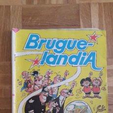 Tebeos: BRUGUELANDIA Nº 20. ESPECIAL CARLOS FREIXAS. NUEVOS PERSONAJES YOLANDA. PLURILÓPEZ. LEER. Lote 196088510