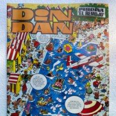 Livros de Banda Desenhada: (DIN DAN) EXTRA DE VERANO. Lote 196622203