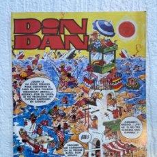 Livros de Banda Desenhada: (DIN DAN) EXTRA DE VERANO. Lote 196623490