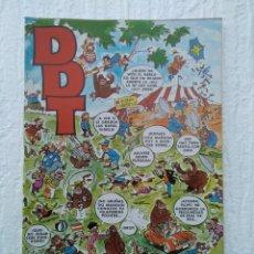 Livros de Banda Desenhada: DDT EXTRA DE PRIMAVERA 1972. Lote 196632446