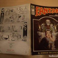 Tebeos: FANTOM - NÚMERO 9 - VERTICE - BUEN ESTADO. Lote 196652138