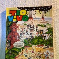 Livros de Banda Desenhada: TÍO VIVO (EXTRA DE VACACIONES ) 1968. Lote 197382670