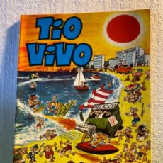 Livros de Banda Desenhada: TÍO VIVO (EXTRA DE VACACIONES ) 1967. Lote 197382941