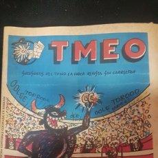 Livros de Banda Desenhada: TMEO. Lote 197493780