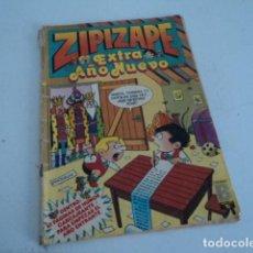 Tebeos: TEBEO ANTIGUO ZIPI Y ZAPE EXTRA AÑO NUEVO 1988 COMPLETO BRUGUERA. Lote 198714753