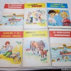 Tebeos: CUENTOS ANTIGUOS 1969 EDITORIAL ROMA. Lote 199740496