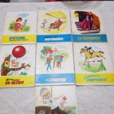 Tebeos: CUENTOS ANTIGUOS 1969 EDITORIAL ROMA. Lote 199740867