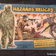 Tebeos: HAZAÑAS BÉLICAS – Nº EXTRA 153 - EDICIONES TORAY. EDICIÓN ORIGINAL, 1958.. Lote 201189292