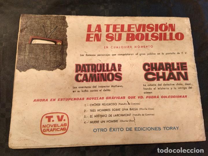 Tebeos: HAZAÑAS BÉLICAS – Nº EXTRA 153 - EDICIONES TORAY. EDICIÓN ORIGINAL, 1958. - Foto 2 - 201189292