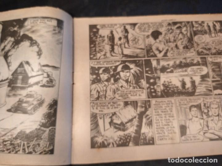 Tebeos: HAZAÑAS BÉLICAS – Nº EXTRA 153 - EDICIONES TORAY. EDICIÓN ORIGINAL, 1958. - Foto 4 - 201189292