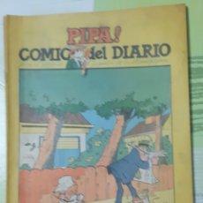 Tebeos: TEBEOS-COMICS CANDY - PIPA 2 - DIARIO DE VALENCIA - RARÍSIMO- AA98. Lote 203076812