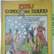 Tebeos: TEBEOS-COMICS CANDY - PIPA 22 - DIARIO DE VALENCIA - RARÍSIMO- AA98. Lote 203078132