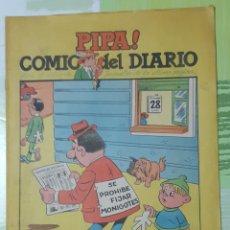 Tebeos: TEBEOS-COMICS CANDY - PIPA 4 - DIARIO DE VALENCIA - RARÍSIMO - AA98. Lote 203078730