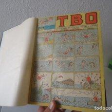 Tebeos: ANTIGUO TBO EN UN TOMO DE TAPAS DURAS AÑO 1948. Lote 205364892