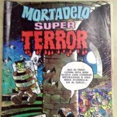Tebeos: MORTADELO ESPECIAL Nº 3 SUPER TERROR EXTRA. BRUGUERA 1975 40 PTS. MUY BUEN ESTADO Y RARO. Lote 205717360