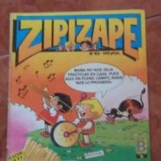 Tebeos: ZIPIZAPE 1987. Lote 205814961