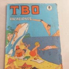 Tebeos: T B O EXTRAORDINARIO DE VACACIONES. Lote 206138180