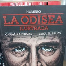 Tebeos: LA ODISEA ILUSTRADA , EDITORIAL MALPASO.. Lote 231006060