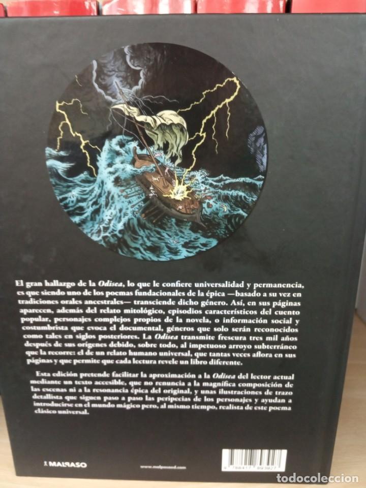 Tebeos: La Odisea Ilustrada , editorial Malpaso. - Foto 2 - 231006060
