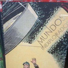 Tebeos: MUNDO INEXPLORADO, LOS ARCHIVOS DE STEVE DIKTO, VOL.2, DIIÁBOLO EDICIONES.. Lote 206320902