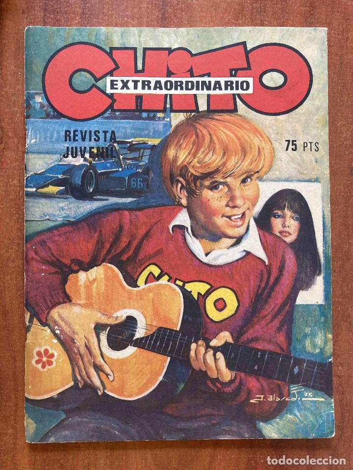 CHITO EXTRAORDINARIO (Tebeos y Cómics - Tebeos Extras)
