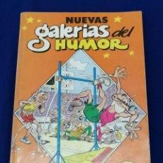 Tebeos: NUEVAS GALERIAS DEL HUMOR -COMIC- NUMERO 11. Lote 206587086