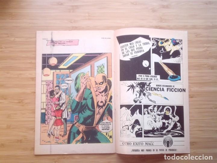 Tebeos: PUÑO DE ACERO - NUMERO 65 - 1975 - MACC DIVISION HISTORIETAS - BUEN ESTADO - GORBAUD - Foto 5 - 206843957