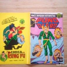 Tebeos: PUÑO DE ACERO - NUMERO 65 - 1975 - MACC DIVISION HISTORIETAS - BUEN ESTADO - GORBAUD. Lote 206843957