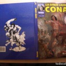 Tebeos: SUPER CONAN - 2ª EDICION - NÚMERO 1 - TAPA DURA - COMIC FORUM. Lote 209750855