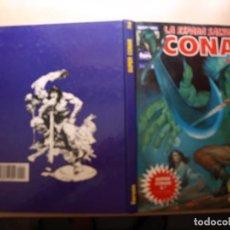 Tebeos: SUPER CONAN - 2ª EDICION - NÚMERO 3 - TAPA DURA - COMIC FORUM -BUEN ESTADO. Lote 209750906
