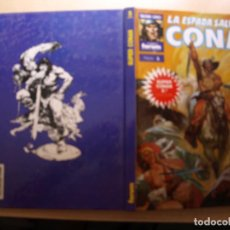Tebeos: SUPER CONAN - 2ª EDICION - NÚMERO 5 - TAPA DURA - COMIC FORUM -BUEN ESTADO. Lote 209751240