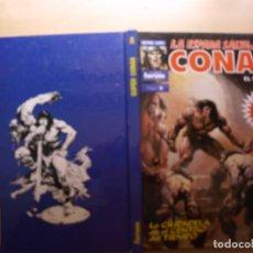 Tebeos: SUPER CONAN - 2ª EDICION - NÚMERO 8 - TAPA DURA - COMIC FORUM -. Lote 209751348