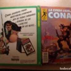Tebeos: SUPER CONAN - 1 EDICION - NÚMERO 9 - TAPA DURA - COMIC FORUM -. Lote 209756211