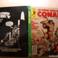 Tebeos: SUPER CONAN - 1 EDICION - NÚMERO 11 - TAPA DURA - COMIC FORUM -. Lote 209756686