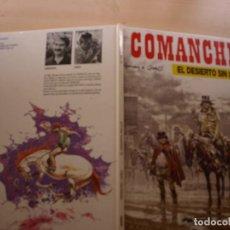 Tebeos: COMANCHE - EL DESIERTO SIN LUZ - NÚMERO 5 - TAPA DURA - EDICIONES JUNIOR - BUEN ESTADO. Lote 209834002